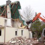 Демонтаж загородного дома в СПб и ЛО