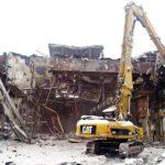 Демонтаж сооружений в СПб и ЛО