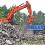 Вывоз мусора после демонтажа в СПб и ЛО