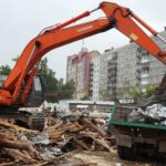 Вывоз мусора после демонтажа в СПб и Ленобласти