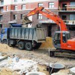 Вывоз строительного мусора в СПб и ЛО