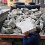 Вывоз строительного мусора после демонтажа в СПб и ЛО