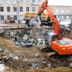 Демонтажные работы в СПб и ЛО