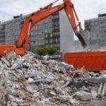 Демонтаж и вывоз строительного мусора в СПб и области