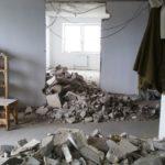 Демонтаж стены в СПб и области