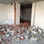 Демонтаж стен в помещениях