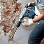 Демонтаж штукатурки стен в СПб и ЛО