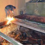 Демонтаж металлических конструкций и перекрытий в СПб и ЛО