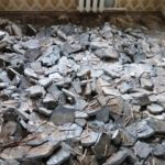 Демонтаж бетонной стяжки в квартире