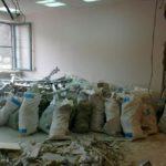 Демонтаж перегородок с вывозом мусора в СПб и ЛО