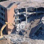 Демонтаж промышленных зданий в СПб и ЛО