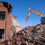 Демонтаж домов в СПб и ЛО
