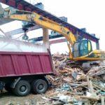 Демонтаж и вывоз строительного мусора в Санкт-Петербурге и Ленинградской области